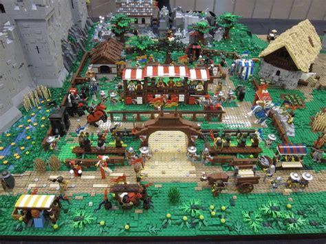 Brick House by Bimmel S Brick Medieval Castle At Lego World Copenhagen