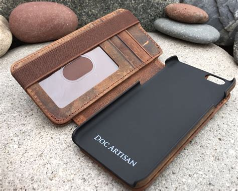 review doc artisan sport wallet for iphone 6