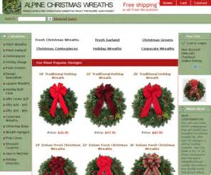 fresh centerpieces free shipping alpinewreaths fresh wreaths fresh garland