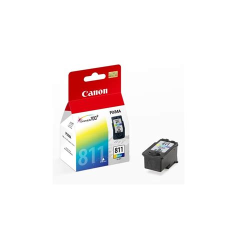 Tinta Printer Original Jual Cartridge Printer Canon Cl 811 Colour Original