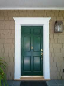 exterior door moulding exterior door trim ideas search house remodel