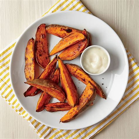 cooking light ready made meals how to cook roasted sweet potato wedges cooking light