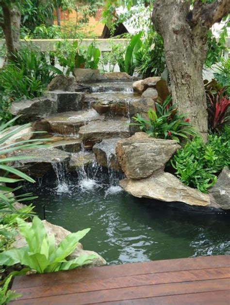 pictures of backyard waterfalls and streams 770 best images about backyard waterfalls and streams on