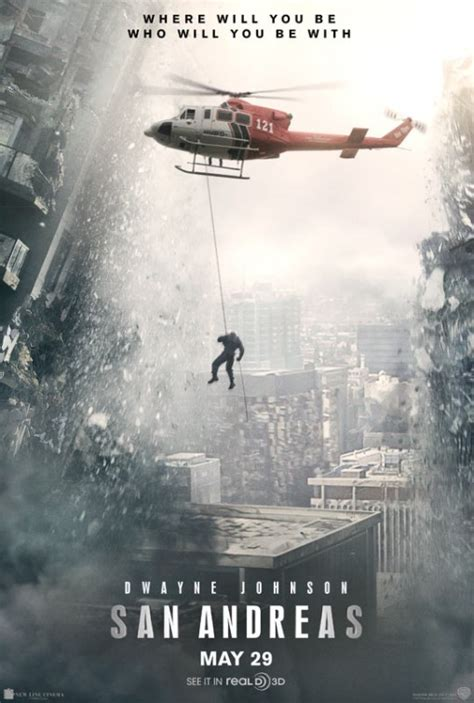 San Andreas 2015 Film Movie Review San Andreas 2015