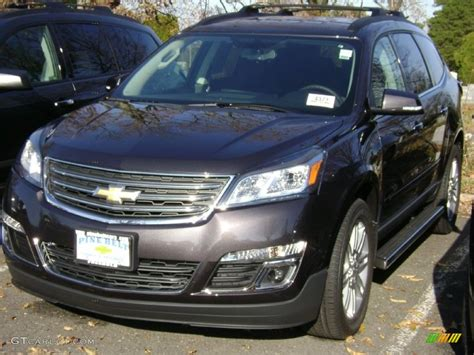2013 tungsten metallic chevrolet traverse lt 73707956 gtcarlot car color galleries