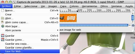 Optimizar Imagenes Para Web Mac | optimizar im 225 genes para web con gimp en mac javoaxian me