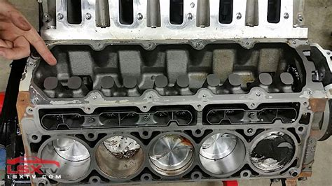 Prototype LS V10 Engine Revived