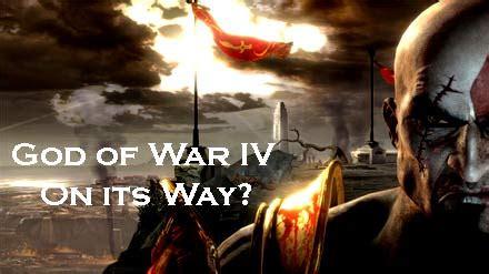 god of war film sonyrumors god of war iv under development gameguru