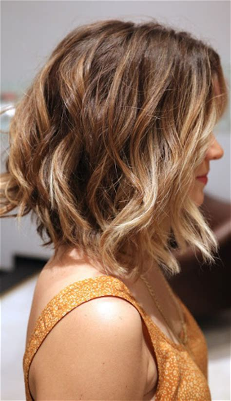 hairstyles wavy bob long in front summer hairstyles and haircuts for women simply organic
