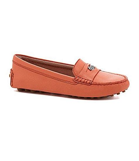coach nicola loafer coach womens nicola loafers dillards styltini loafing