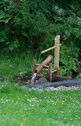 Fontaine Jardin Zen 237 by Kill Bill Feeling Gardens Bassin Jardins