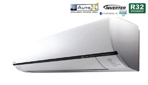 Ac Panasonic Inverter R32 panasonic premium inverter cs u13skt 11 984btu h