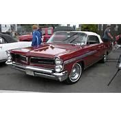 1963 Pontiac Bonneville Convertible Frontjpg  Wikipedia The