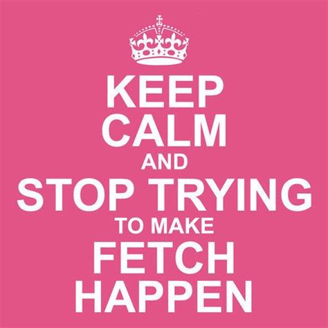 Stop Trying To Make Fetch Happen Meme - 88 best images about mean girls jokes on pinterest