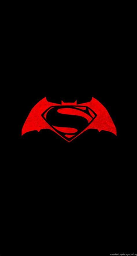 Batman V Superman Logo Wallpaper batman v superman logo hd wallpapers for iphone 5