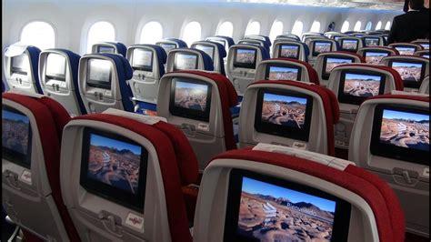 cabina premium latam latam 787 economy class flight review youtube