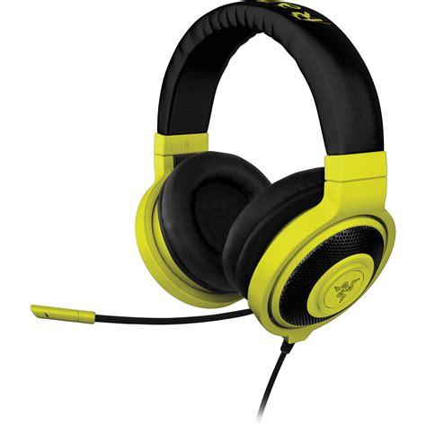 Headset Razer Kraken Pro Neon razer kraken pro neon analog gaming headset rz04 00871000 r3m1