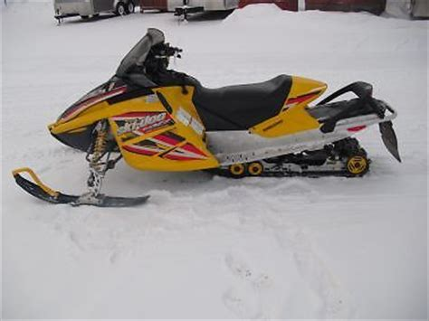 Ski Doo Mxz Renegade 600 Ho Sdi 2008 Pdf Service Shop