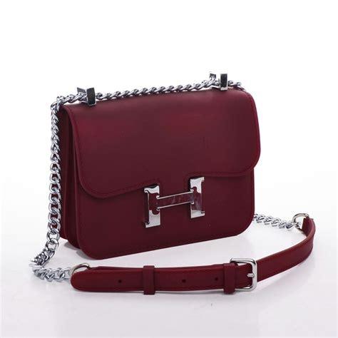 Tas Chanel Metropolis Leather Merah Semi Premium 889 toe collection tas fashion hermes constance jelly merah semi premium 2017 xy040