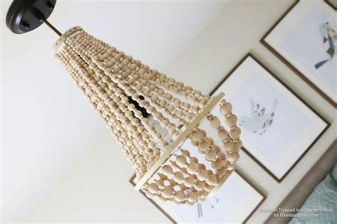How To Make Your Own Chandelier 1000 Ideas About Beaded Chandelier On Wood Bead Chandelier Chandeliers And Ceiling