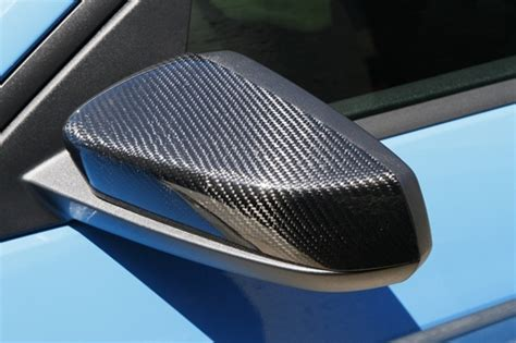 Cover The Mirrors mustang carbon fiber mirror covers