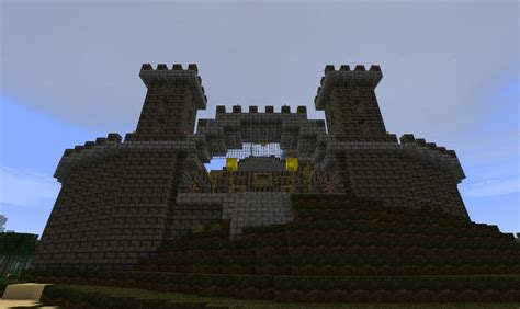 small castle minecraft small castle related keywords minecraft small