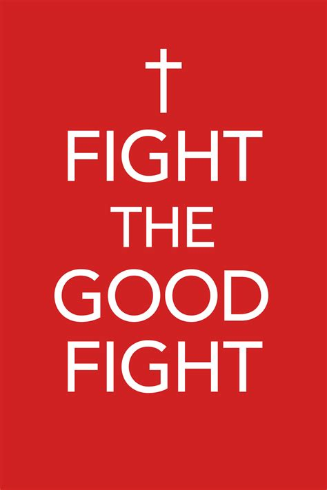 good fight fight the good fight 1 by sarahdavison on deviantart