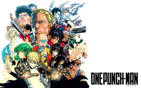 One Punch Man Wallpaper HD   WallpaperSafari