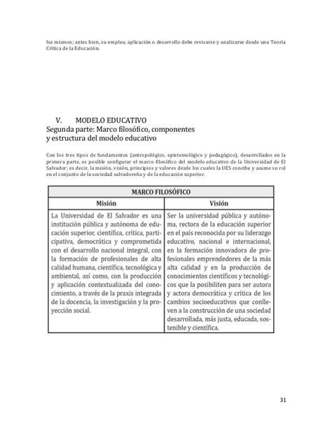 Modelo Curricular Sociocognitivo 12 Modelo Educativo Y Pol 237 Ticas Y Lineamientos Curriculares Curr 237 Cul