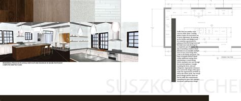 kitchen design and layout ppt residential design interior design portfolio