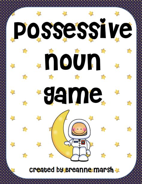 printable version of the little engine that could possessive nouns first grade pinterest possessive nouns