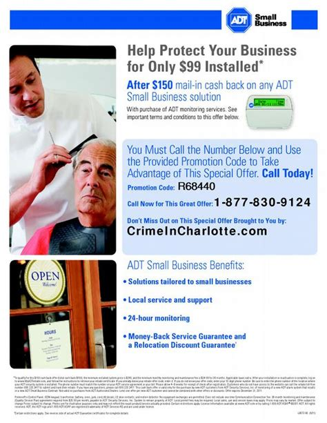 adt home business health alarm systems nc