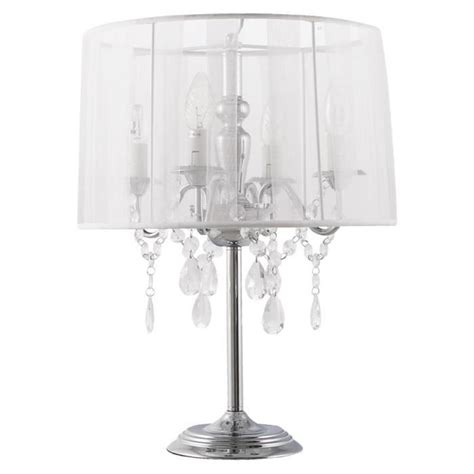Le De Chevet Blanche 3982 by Le De Chevet Abat Jour Design Simple Blanc Achat