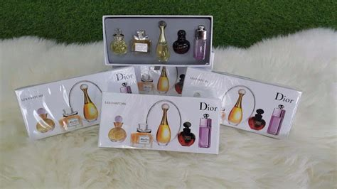 Jual Parfum Addict parfum mini set cristian parfums