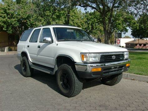 1994 Toyota 4runner Gas Mileage 1994 Toyota 4runner For Sale Carsforsale