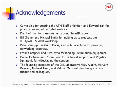 acknowledgement thesis ppt slide 63 of 63 images frompo