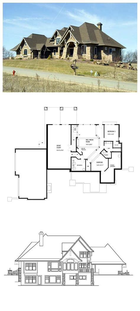 my next home house plan chp 47112 my next home exercise