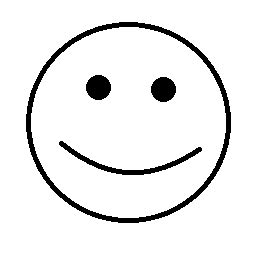 black and white smiley face clip art smiley face clipart black and white clipart panda free
