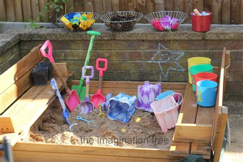 play sand for sand sand play ideas with loose parts the imagination tree