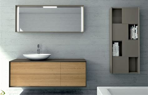 bagno design mobile bagno moderno in legno hamal arredo design