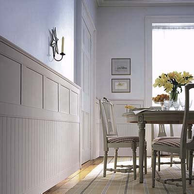Wainscoting Design by Combination Wainscoting Designs Layouts And Materials