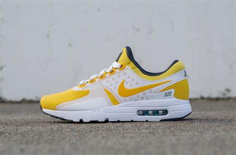 Nike Airmax Zero 1 nike air max zero yellow white date de sortie release date