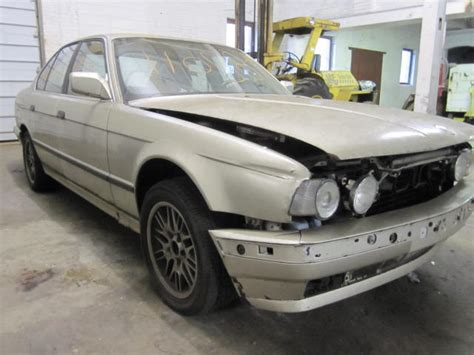 1989 bmw 535i parts parting out 1989 bmw 535i stock 110584 tom s foreign