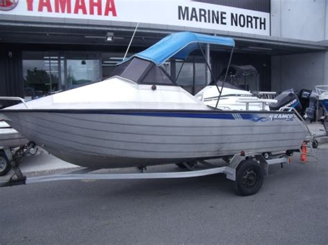 ramco boats nz ramco outsider 5 8 ub2820 boats for sale nz