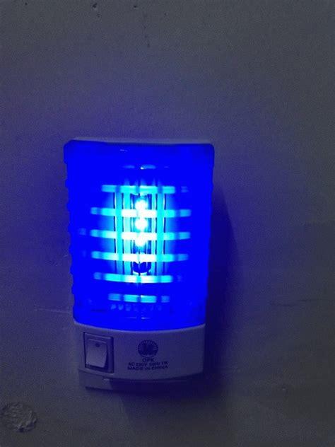 Lu Pembasmi Nyamuk 4 Led lu nyamuk led biru mosquitto repellent 344 barang unik china barang unik murah grosir
