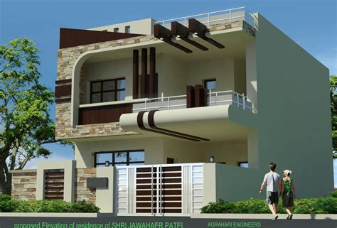 ideas for front of house design front elevation of ideas duplex house designs trends wentis minimalist house front