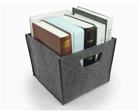 living room storage boxes felt storage box felt container storage bin living room