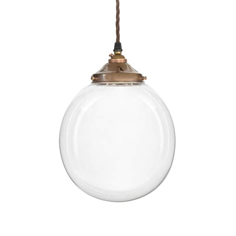 Glass Globe Pendant Lights Glass Globe Pendant Light
