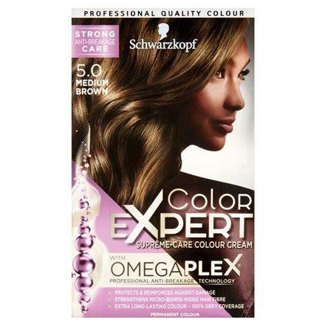 X Pert Hair Spray Color 75ml morrisons schwarzkopf color expert 5 0 medium brown hair