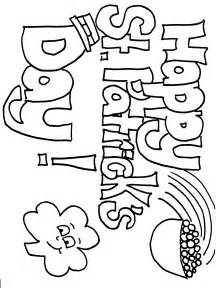 st patricks day coloring sheets st patricks day coloring pages dr